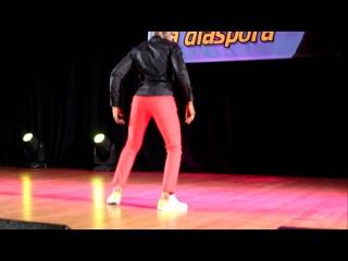Calado Show - танцы ангола