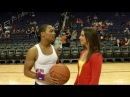 Celebrity Shootout with Chris Brown, Romeo, Grant Hill, Jared Dudley, Frankie Muniz, Kerry Rhodes