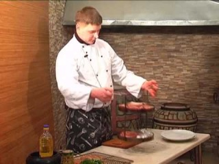 Тандыры стационарные_приготовление блюд