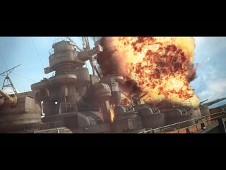 World of Battleships. Трейлер к E3 2012