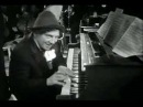 Chico and Harpo playing Piano and Harp - The Marx Brothers: A Day At The Races (1937)