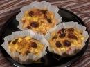 Thanksgiving Sweet Potato Mushipan 感謝祭のさつまいもの蒸しパン
