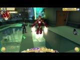Super Hero Squad Online: Avengers Movie Iron Man Vignette