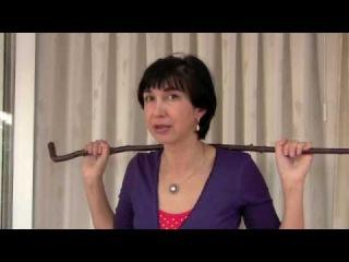 Секреты здоровой спины: Магическая трость