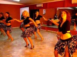 Латина, Ламбада, Студия танца Скарлетт, scarlett-dance.com.ua