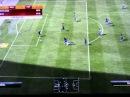 Ночные игрульки. Два друга играют в FIFA 12.