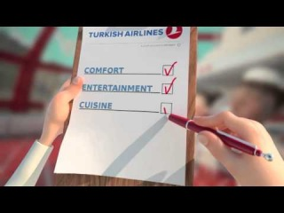 The Visitor: Turkish Airlines TV Commercial