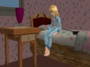 Sims 2 - Child Abuse