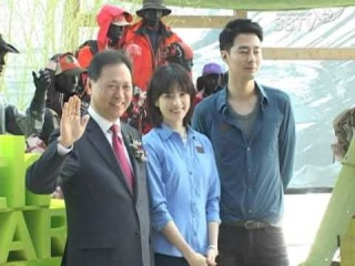 [SSTV] 조인성-한효주, 현실감 없는 선남선&#45