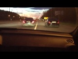 Mercedes С200 stok 7G vs C180 evotech 5акпп