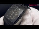 Обзор мужских механических часов Rado Sintra 656.0909.3.015