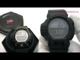 Обзор мужских часов Casio G-Shock GDF-100BB-1E и GDF-100GB-1