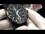 Обзор мужских авиационных часов Seiko Sportura SNAE95J1 и SNAE97J1