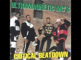 Ultramagnetic Mc's - Ced Gee(Delta Force One)
