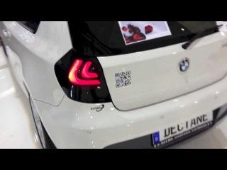 Dectane LED Rückleuchten BMW 1er E87 E81 - Essen Motor Show