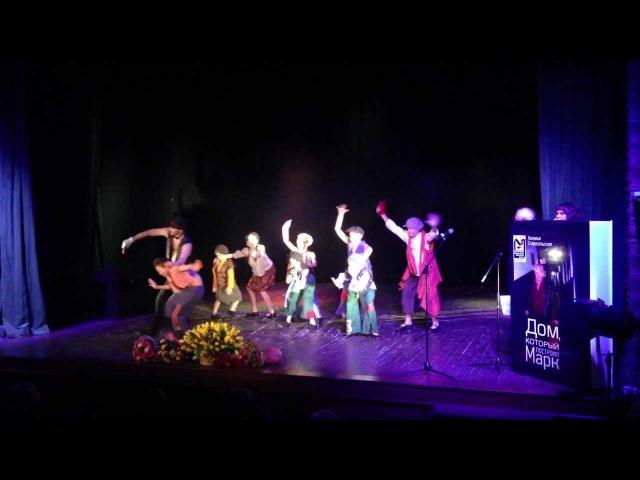 Школа танца Антона Николаева vs Яна Прыжанкова