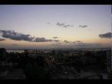 Рассвет над Хайфой (таймлапс), Haifa timelaps