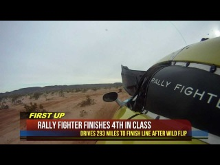 Rally Fighter - Front Flip / Extra Footage + Interviews