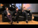 Take That - Interview ZDF - Heute Journal 03.12.2010