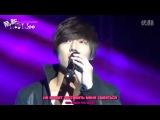 ВЫСТУПЛЕНИЕ Lee Min Ho - You are my everything (RUS &amp ENG SUB)