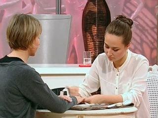Модные советы: маникюр.Эвелина Хромченко опустила нарощенные ногти