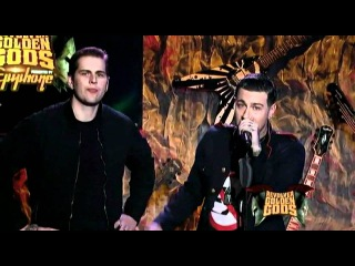 Avenged Sevenfold @ Revolver Golden Gods 2012