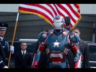Железный человек 3 / Iron Man 3 (2013) Трейлер