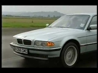 Old Top Gear - Mercedes S-Class vs BMW 7-Series