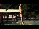 Billys Diving Training Session at Stanford University