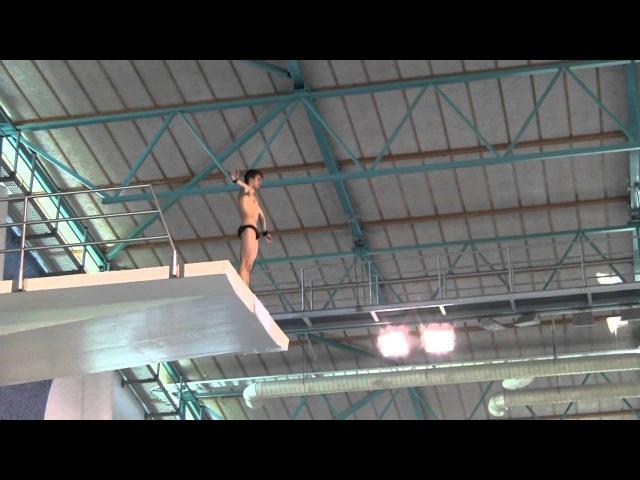 A-Boys Platform Preliminary - Diving Junior European Championships 2010