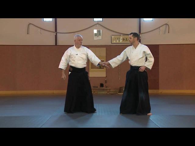 Aikido Kobayashi Principes Fondamentaux L'espace 3 3