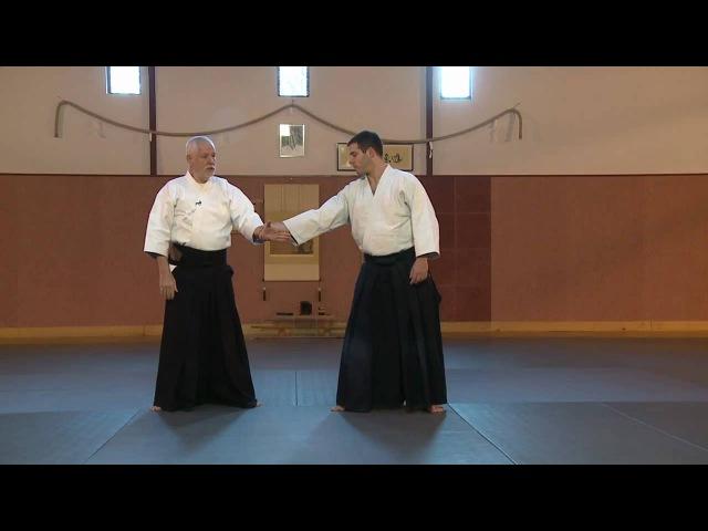 Aikido Kobayashi Principes Fondamentaux L'espace 2 3
