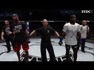 UFC Undisputed 3 Demo Gameplay - Jon Jones VS Anderson Silva HD