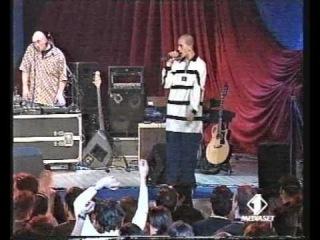 Tiziano Ferro- Corista dei Sottotono-1999