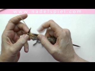 Вяжем  спицами  и крючком (узор)