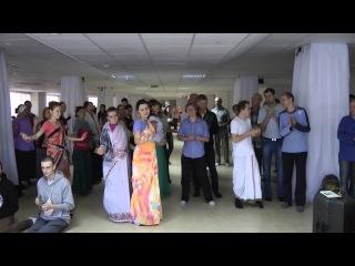 Ранганатх пр. - Гаура-арати (09.09.2012)