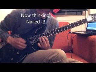 Joe Stump - Speed Metal Messiah (Solo Cover) [HD]