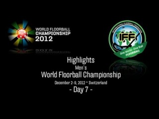 WFC 2012 Highlights NOR - LAT (5th place)