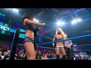 Hulk Hogan in TNA Impact Wrestling 4/5/12