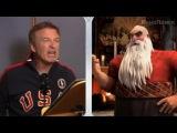 Видео к мультфильму «Хранители снов 3D» (2012): Видео со съёмок №2