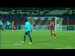 Мордовия - Крылья Советов 2:3 Обзор матча