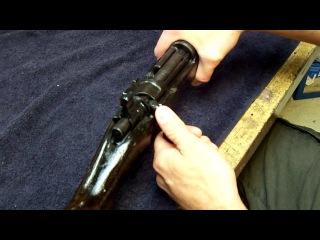 Mauser K98k Bolt Disassembly