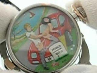 Svend Andersen Erotic Reverso Watch - ElegantPiece.com