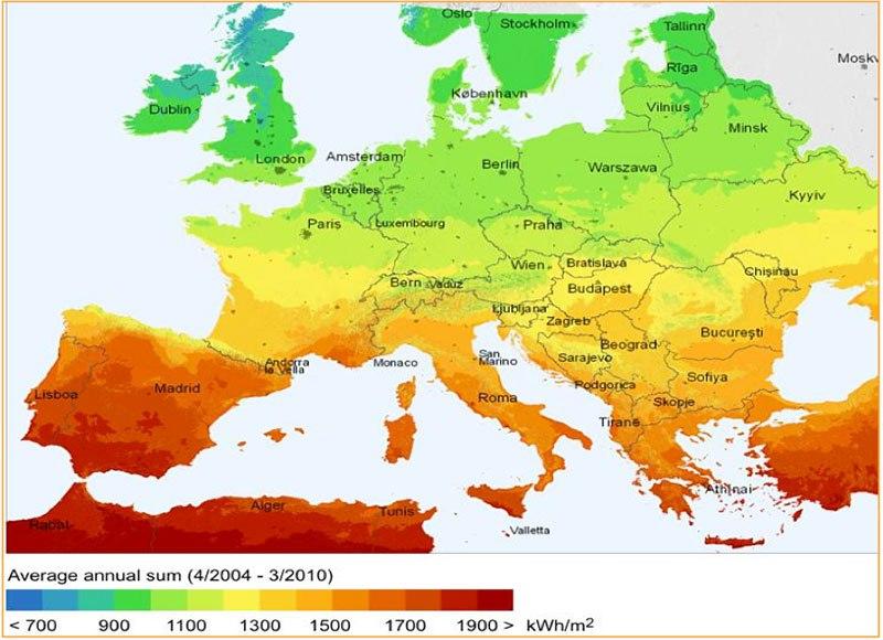 Альтернативная энергия перегонит газ в 2016 году