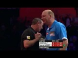 9 Dart Finish! - Dean Winstanley Pdc World Darts Championships 2013 vs Vincent van der Voort