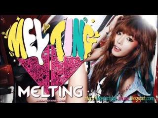 [MP3/DL]02. Hyuna (현아) ft Maboos - Ice Cream (2nd Mini Album Melting)
