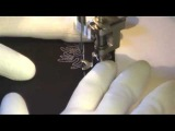 Free Motion Quilting Video - Alien Fingers