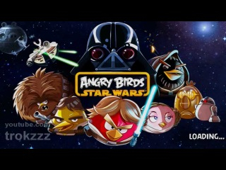 Angry Birds Star Wars 1-2 Tatooine Tutorial Прохождение Ангри Бердс