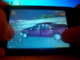 GTA III gameplay on Alcatel One-Touch 990