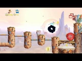 Прохождение Rayman Origins: №7